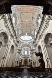 The Nave, Pulitp, Chapel  at St Aubin's Cathedral, Namur, Belgium 002