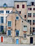 Red and Blue windows and doors, Namur Belgium 084