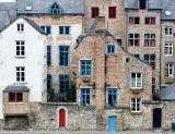 Red and Blue windows and doors, Namur Belgium 087.