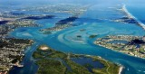 St Lucie Inlet, Indian River, St Lucie River, Hutchinson Island, Intercoastal Waterway,  Stuart Airport, Stuart Florida 013