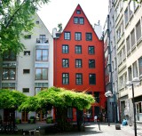 Building behind Alter Markt, Koln, Germany 133.