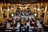 Davenport Hotel Lobby, Spokane, Washington 186