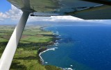 Looking toward Paia and Kahului,  Mauna Kahalawai (the West Maui Mountains)