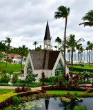 Chapel at Grand Wailea Hotel, Maui, Hawaii 064