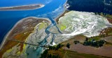 The Lagoon, Gibson Spit, Bell Creek, Washington Harbor, Klapot Point, Sequim, Washington 216