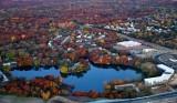 Fall Foliage around Minneapolis neighborhood, Minnesota 017