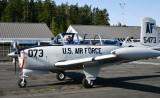 N41TC at Friday Harbor, Washington State 393