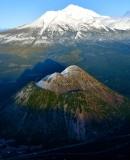 Mount Shasta and Black Butte, Shasta California 684a