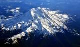 Mount Rainier National Park from Citation Encore, Washington 005