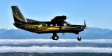 N107KQ Kodiak Quest Air to Air 320