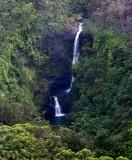 Kopiliula Falls, off Hana Highway, Maui, Hawaii 153