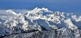 Mount Olympus, Hoh Glacier, Blue Glacier, Mt Mathias, Olympic National Park, Washington State 686
