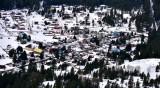 Aerial Eastern Washington State