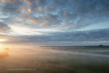 2N9B3667 Vechtdal sunrise