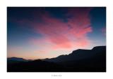 1 de març, posta de sol