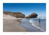 Playa de Mónsul · Parc Natural Cabo de Gata (Almería)