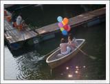 Balloon Fishing