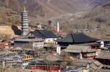 2016 China Shanxi trip-Wutai Mountain.