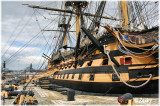 Portsmouth. HMS Victory