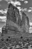 Tower of Babel, Arches National Park, Utha