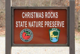 Christmas Rocks State Nature Preserve