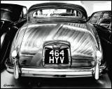 1955 Jaguar MK VII M Saloon