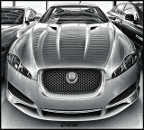 2007 Jaguar C-XF Concept Car