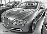 2003 Jaguar R-D6 Concept Car