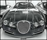 2001 Jaguar R Coupe Concept Car