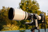 The Canon EF400mm f/2.8L IS mark II lens:  First Images