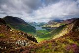 Buttermere from Green Crag