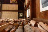 Stadler Art Gallery, 5 cords of winter warmth, and my little bluedoor barn