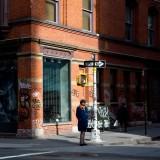 Mercer Street - Soho
