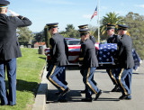 honor guard step