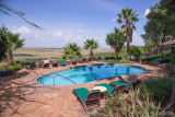 1DX10784 - Pool at the Serena Mara Lodge