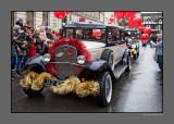 Santa Procession one