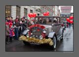 Santa Procession two