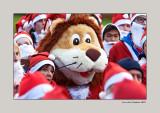 Santa Fun Run 2012
