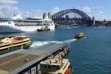Sydney Harbour - taken at Circular Quay