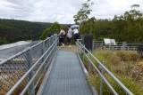 Walkway to Dam