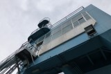 75 ton maintenance crane
