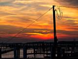 Sunset at the marina #3