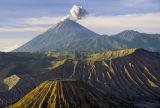 Eruption Mt. Bromo