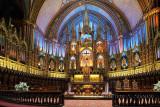 Montreal Notre Dame Basilica - June 2012
