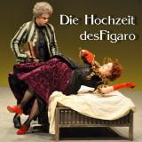 Le Nozze di Figaro - Die Hochzeit des Figaro von W. A. Mozart, Schloßtheater Schönbrunn, 22. Jänner 2013