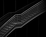 Lines in a Flight of Stairs