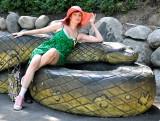 Snake?  I Don't See a Snake.