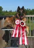 Regional Champion Tyra