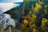 Toronto Bluffs in Fall
