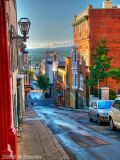 Quebec City. Upper Town